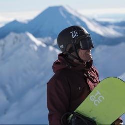 Winter Do with Mount Ruapehu